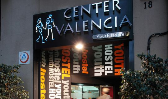 Center Valencia Youth Hostel Valencia