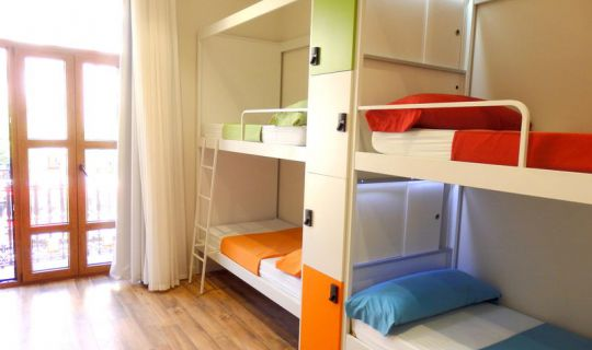 Urban Youth Hostel Valencia