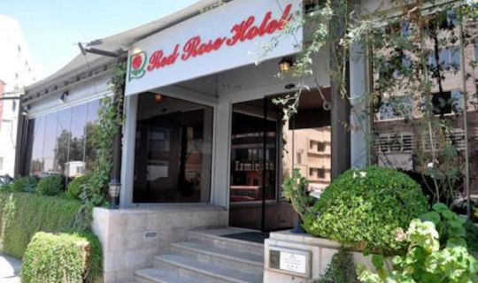 Red Rose Hotel Amman