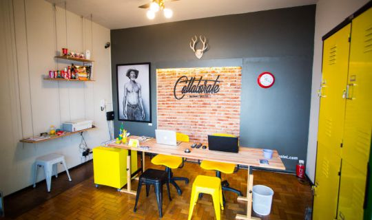 Collaborate Design/Hostel Belo Horizonte
