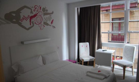 AliciaZzz Bed and Breakfast Bilbao Bilbao